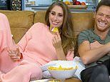 Celebrity Gogglebox: Stacey Solomon tells Joe Swash to 'shut up' as he jokes about their sex life