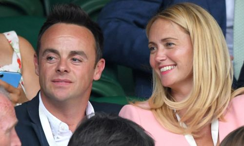 Ant McPartlin's fiancée's engagement ring cost the same as Pippa Middleton's - see photo