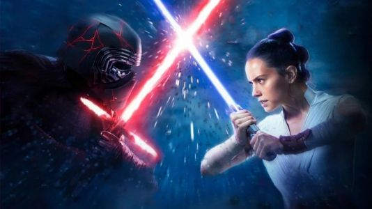 When will Star Wars: The Rise of Skywalker release on Blu-ray and Disney Plus?