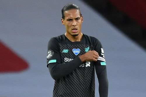 Virgil van Dijk sends message to Nathan Ake over Man City transfer