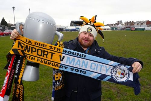 Newport vs Man City LIVE score: FA Cup fifth round team news, TV channel and live stream