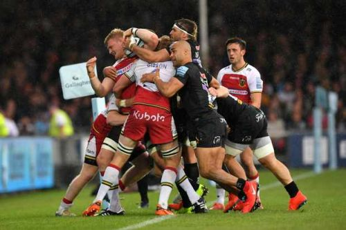 Exeter Chiefs v Northampton Saints: How to watch Premiership Rugby semi-finals on TV and live stream online