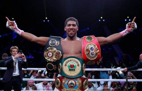 Andy Ruiz vs Anthony Joshua II breaks UK pay-per-view records
