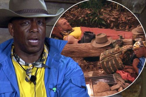 I'm A Celeb stars moan as they're forced to sleep on ground after being given no beds