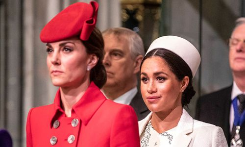 Meghan Markle reveals Kate Middleton apologised after making her cry in royal wedding lead-up