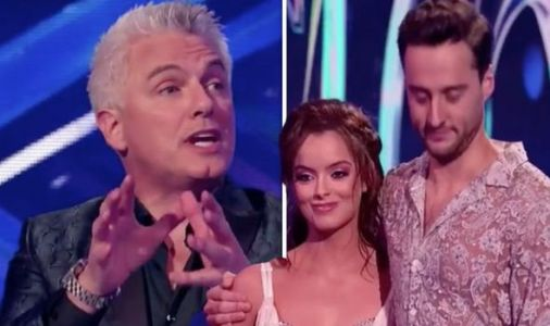 Dancing On Ice: 'Boo yourself!' John Barrowman hits back at audience over Maura Higgins
