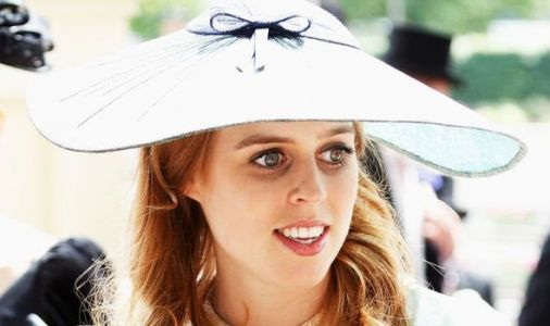 Princess Beatrice adopted Kate Middleton's look for stunning unseen portrait