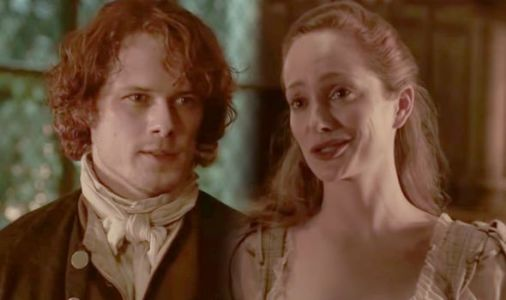Outlander deleted scene: Jamie Fraser threatened by Geillis Duncan after Claire's beating