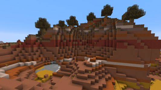Three Minecraft biomes are getting updates, and you'll pick which one comes first