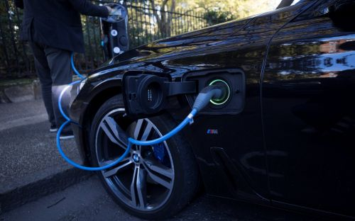 Electric cars are 'silent killers' visually-impaired woman warns after near miss