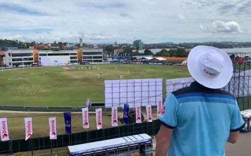 Sri Lanka vs England: first Test, day four - live score and latest updates from Galle