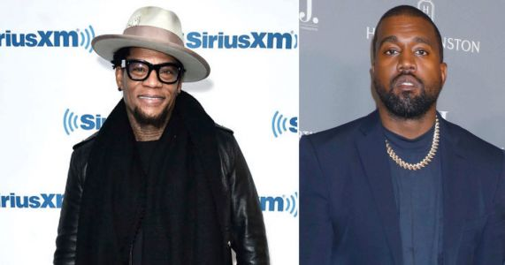 D. L. Hughley claims Kanye West is 'conveniently ill when it serves his purposes'