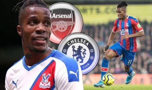 Arsenal expected to rival Chelsea for Wilfried Zaha transfer in January window
