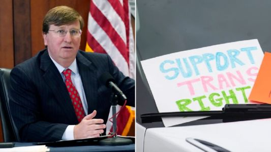 US state of Mississippi bans transgender girls from school and university sports