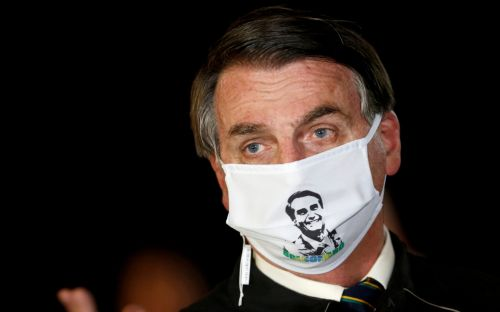 Bolsonaro tests positive for coronavirus