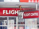 Flight centre could leave 14,000 staff stood down for YEARS amid coronavirus pandemic