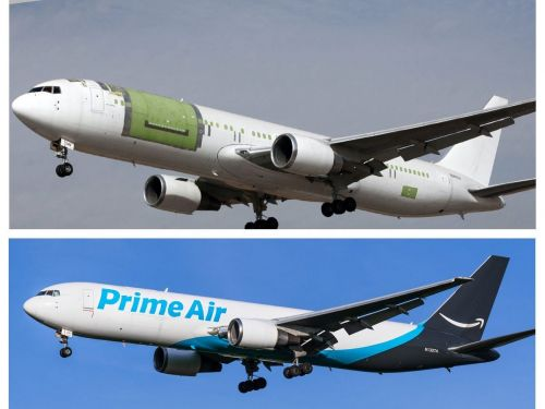 Desperate for more planes, cargo airlines are buying up aging passenger jets. Here's how they're converted to fly Amazon packages instead of people