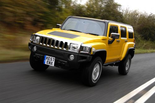 Hummer brand mooted for revival as all-electric pick-up truck in 2022