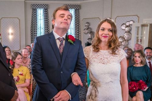 Corrie's Simon Gregson hopes Steve McDonald never marries again after 7 weddings
