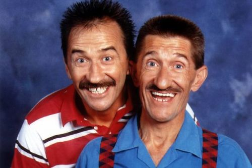 Paul Chuckle's touching tribute to brother Barry on anniversary of his death