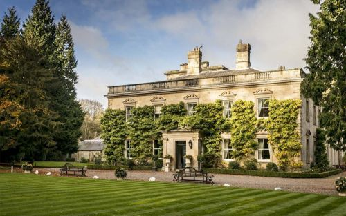 Nine amazing luxury hotels in Northumberland, from historic halls to medieval castles