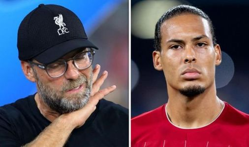 What Jurgen Klopp thinks about Liverpool losing Virgil van Dijk to injury