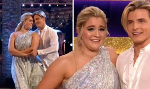 Strictly's Nikita whispers sweet message to Tilly Ramsay - did you hear it?