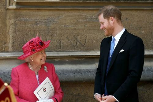 Prince Harry pranks the Queen by changing her voicemail to 'wassup? This is Liz'