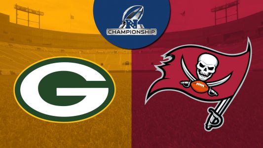 Packers vs Bucs live stream: start time, how to watch the NFC Championship game