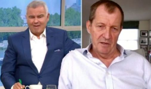 Eamonn Holmes snaps at Alastair Campbell in Cummings row: 'Pot calling kettle black'