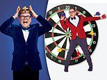 Alan Carr hits the classic game show Jackpot!