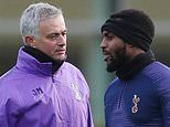 Jose Mourinho downplays training ground bust-up with Danny Rose
