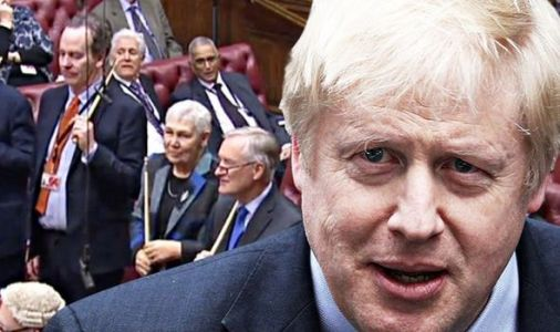 Boris Johnson overwhelmingly told to remove House of Lords NOW in poll
