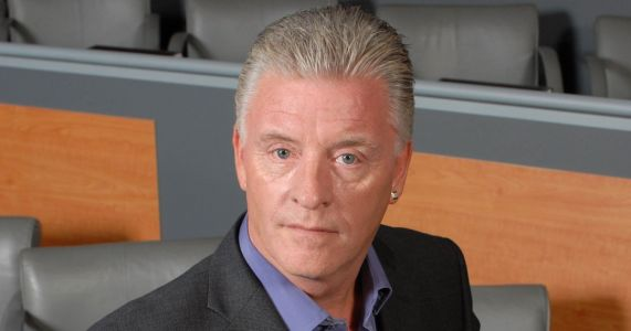 Derek Acorah's wife confirms his funeral has taken place as she thanks friends and fans for support