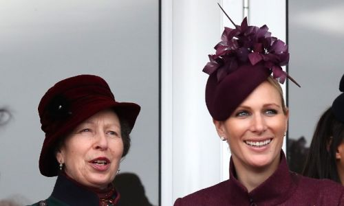 Princess Anne looks identical to Zara Tindall in incredible throwback photos