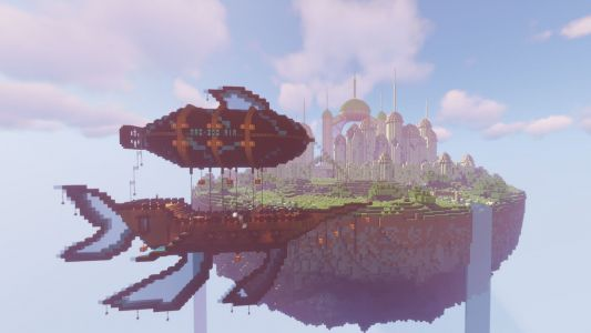 """Virtual music festival Stratosfest """"pushes Minecraft to its visual limits"""""""