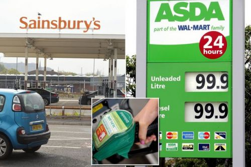 Asda starts petrol price war with 2p cut today, Sainsbury's rushes to match it