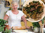 Maggie Beer begins free online cooking courses and shares how to make the perfect autumn risotto