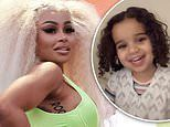 Blac Chyna responds to Rob Kardashian's demand that her show not include their daughter Dream