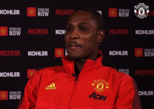 Ole Gunnar Solskjaer reveals why Odion Ighalo must wait to join Manchester United training