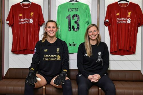 Liverpool Women announce arrival of Canada U20 goalkeeper Rylee Foster