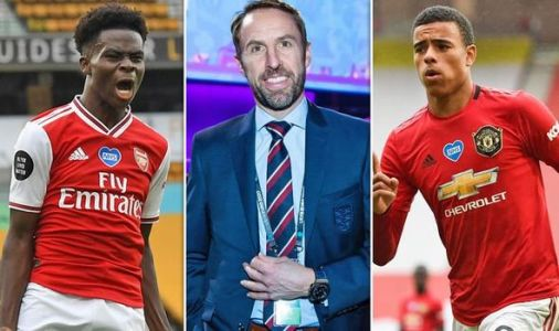 What England boss Southgate thinks about Man Utd's Greenwood and Arsenal's Saka