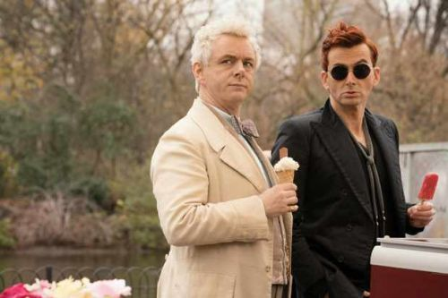 Will there be another series of Good Omens?