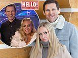 Dancing On Ice's Brianne Delcourt is planning a September wedding with fiancé Kevin Kilbane