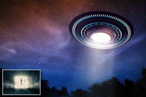UFOs 'may be piloted by time-travelling humans', scientist claims