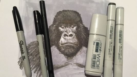 Black and white drawings: 9 top tips