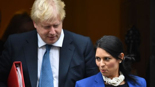 Boris Johnson news - live: 'Livid' Priti Patel demands Home Office leak inquiry amid bullying allegations, as voting opens in Labour leadership contest