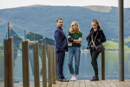 Meet the cast of BBC One's The Nest