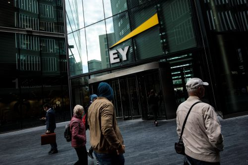 EY says it will be 'carbon negative' by the end of the year - here's its 7-point plan for getting there