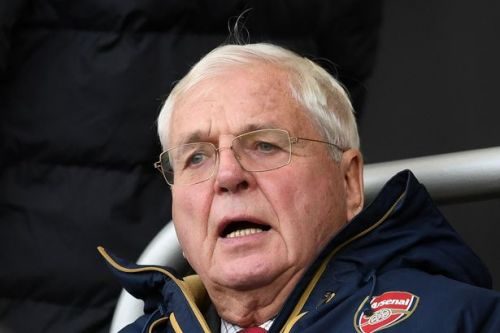 Arsenal chairman Sir Chips Keswick retires after seven years at the helm